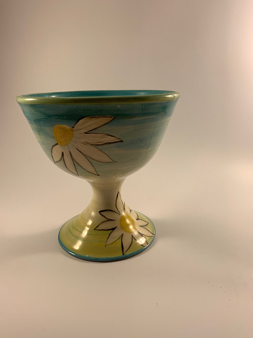 Hand Painted Chalice