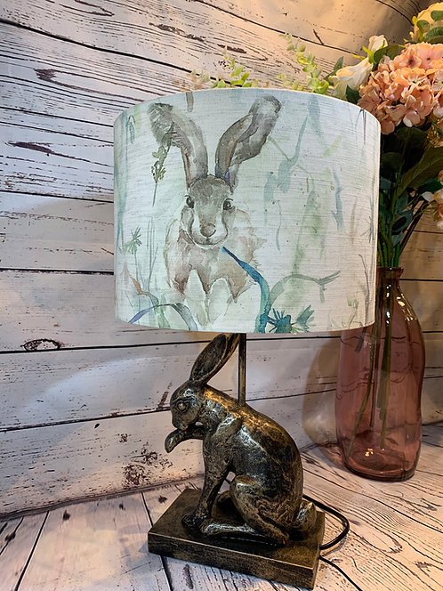 Jack Rabbit Lamp Shade