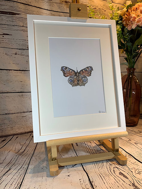 Butterfly Limited Edition Print
