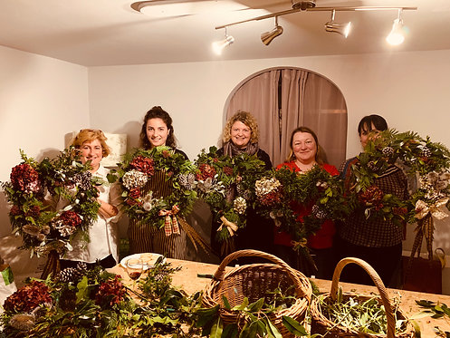 Wreath Making with Sally Ide 1st December *FULLY BOOKED*