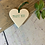 Thumbnail: Hanging Plaque Small Heart