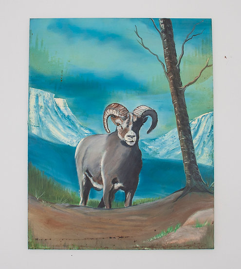 Ram and Mountains