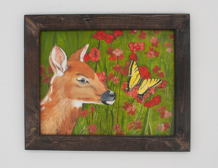Bambi & Butterfly