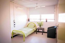 single bedroom at Greenslopes House