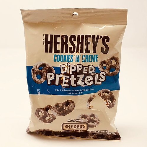 Hersehy's Dipped Pretzels