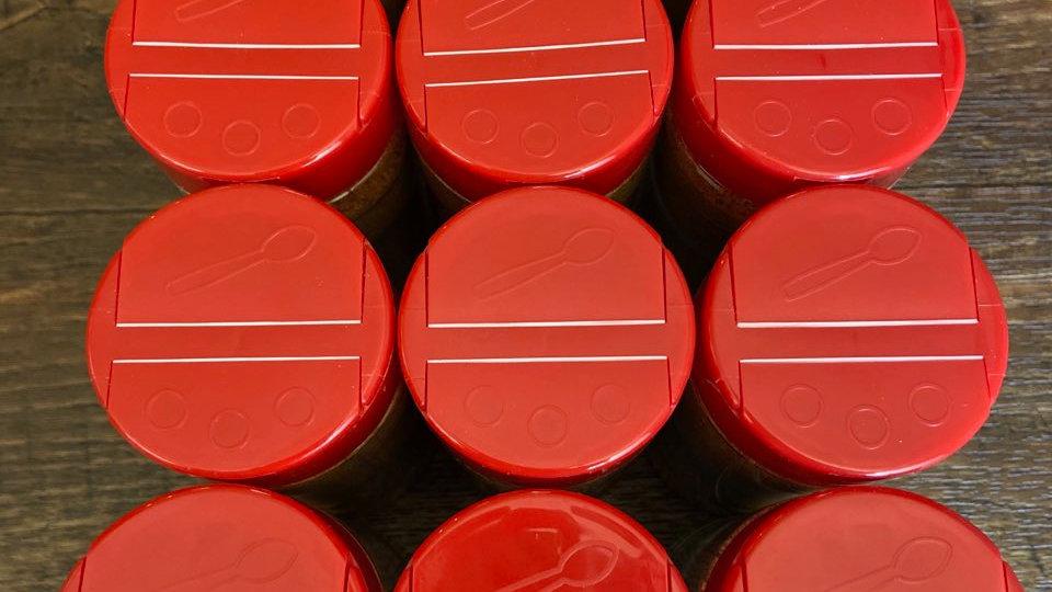 Case of 12 8 oz Bottles - Hot Rub