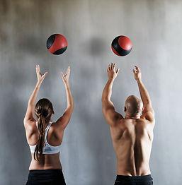 Treino de fitness
