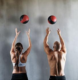 Фитнес-тренировка