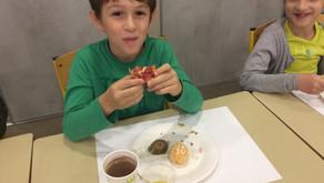 Petit déjeuner en CE2