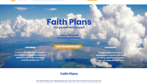 FaithPlans website goes live – sign up to join the Movement!
