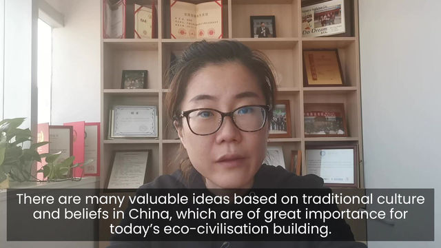 Message from China's CBCGDF on supporting Faith Plans