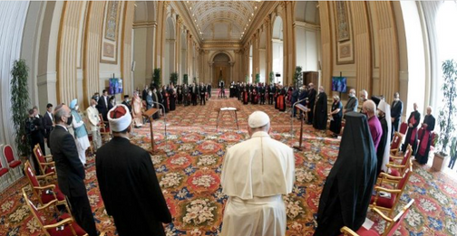 FaithInvest welcomes call by Pope and 40 faith leaders for urgent action to protect the planet
