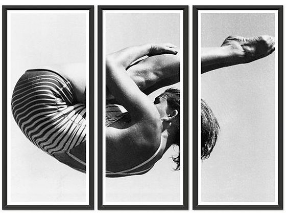 High Dive Triptych