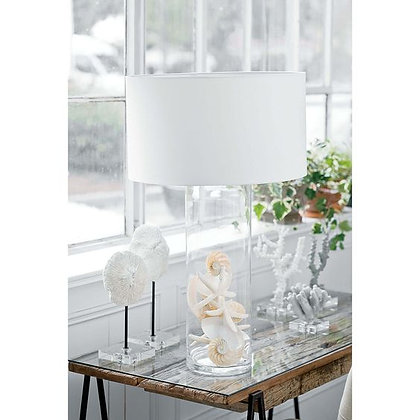 Tall Cylinder Table Lamp