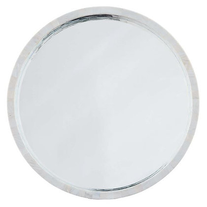 Mother of Pearl Mirror 36""