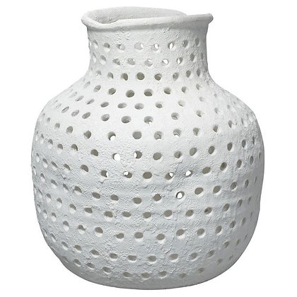 Perforated Vase
