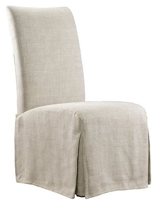 Linen Side Chair