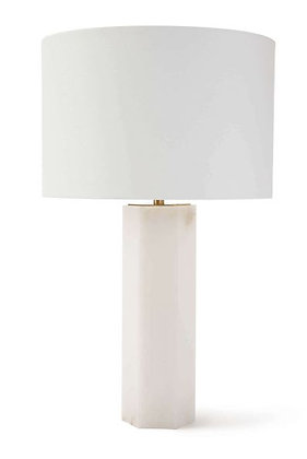 Alabaster Table Lamp Tall