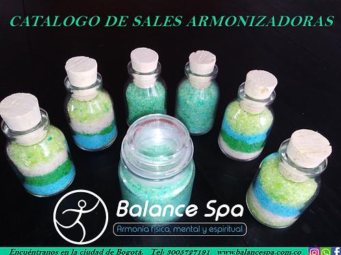 Sales Armonizantes 30gr