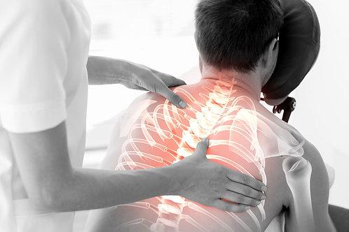 Terapia de dolor → Magnetoterapia x 5