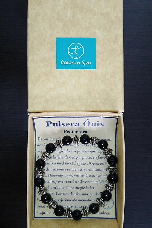Pulsera protectora Onix