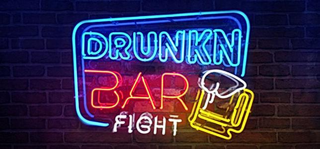 Drunkn Bar Fights