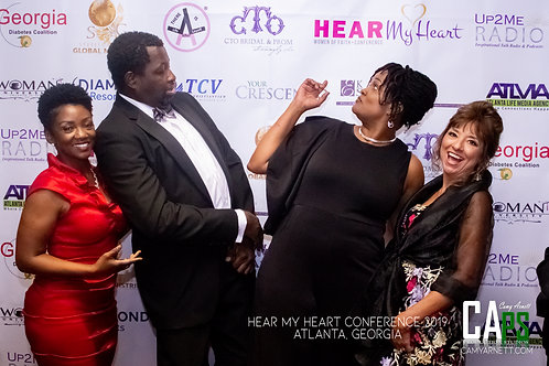 Hear My Heart Conference Footage