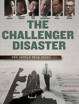 The Challenger Disaster Poster Green.jpg