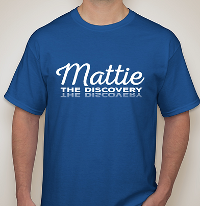 Mattie T-Shirt (Size XL Only)
