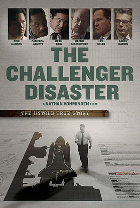 The Challenger Disaster Poster Green (1)