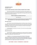1812 FC Barrie Press Release