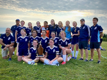 Barrie Soccer Club Triumphs HDSL Cup Finals This Past Weekend