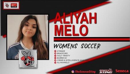 U18 Girls CSL Player Aliyah Melo Commits to Seneca