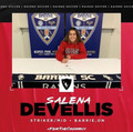 U17 Player Salena Devellis Signs with Carleton University