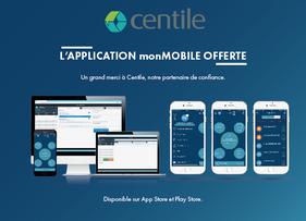 L'application monMobile offerte