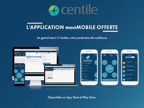 L'application monMobile est offerte !