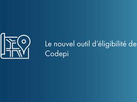 Le nouvel outil d'éligibilité de Codepi !