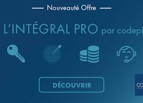 L'offre Intégral Pro par Codepi