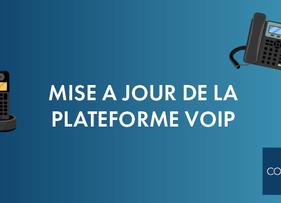 Codepi annonce la mise à jour de sa plateforme VoIP