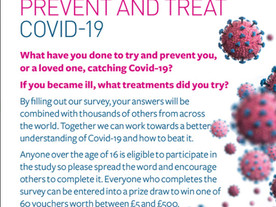 University of Southampton / National Institute for Helath Research: Covid Survey