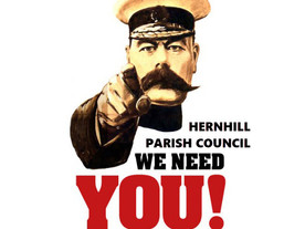 Your Council Needs You  - Councillor Vacancies