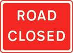 Road Closure 12-14th April Staplestreet
