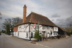 View of the Red  pub