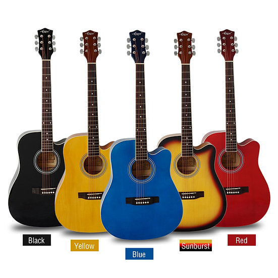 Guitare acoustique AIERSI SGO28C