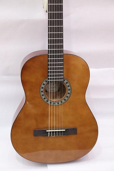Guitare Classique d'étude 4/4 - Skylark Maron  + housse