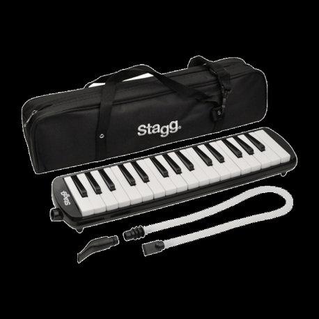 """Melodica 32 touches avec étui """" STAGG."""""""