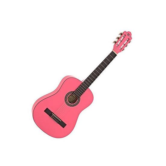 Guitare Classique MEG 2/4 rose