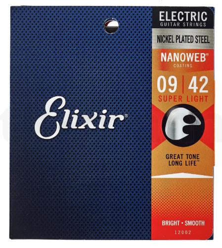 Cordes Guitare électrique -  ELIXIR