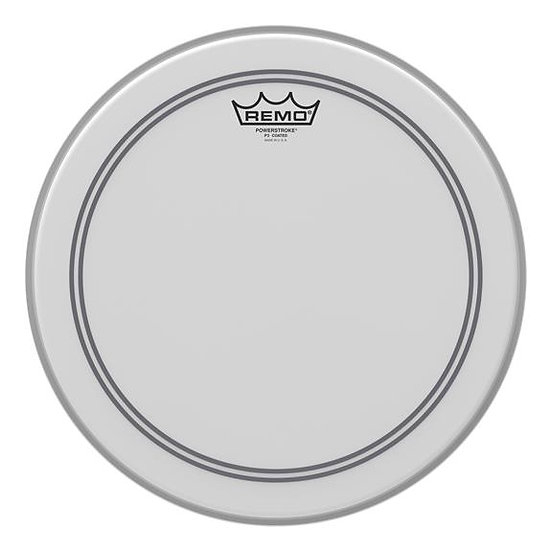 Remo P30114BP Powerstroke® P3 Coated Drumhead, 14""