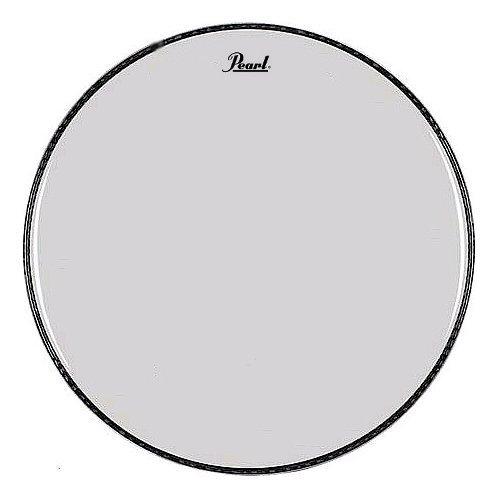 "Pearl Drums HEADS 13"" blanc"
